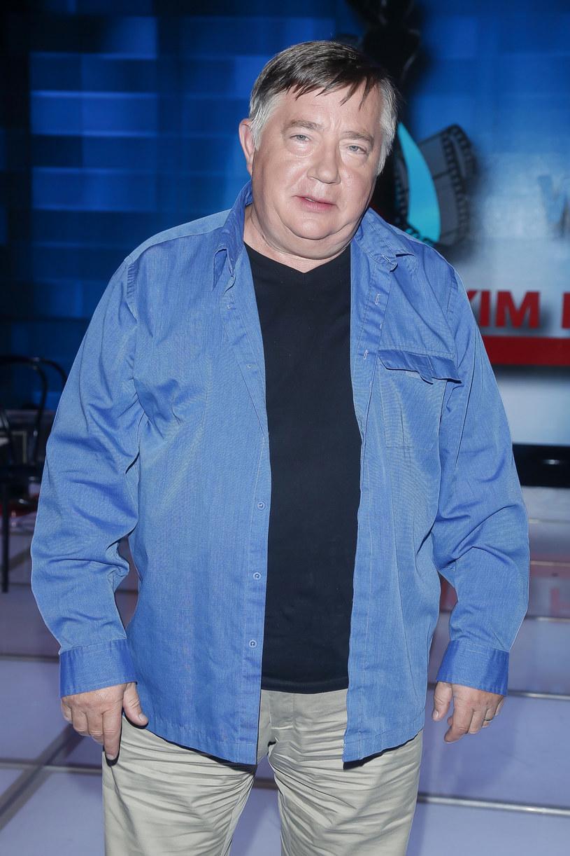 Mieczysław Hryniewicz jest na scenie od 1972 roku /AKPA