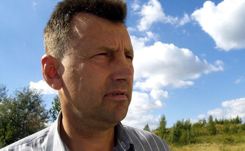 Mieczysław Jaśkiewicz /Marcin Śmiałowski /Reporter