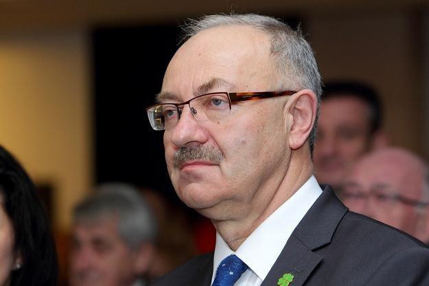 Mieczysław Kasprzak, były wiceminister gospodarki odpowiedzialny za OZE /fot. Jan Kucharzyk /East News