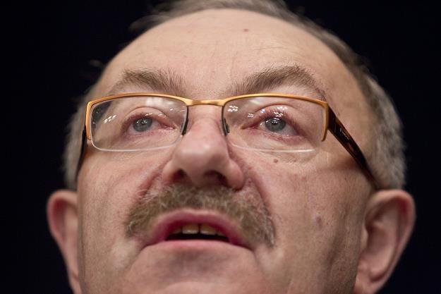 Mieczysław Kasprzak, PSL. Fot. Andrzej Stawiński /Reporter