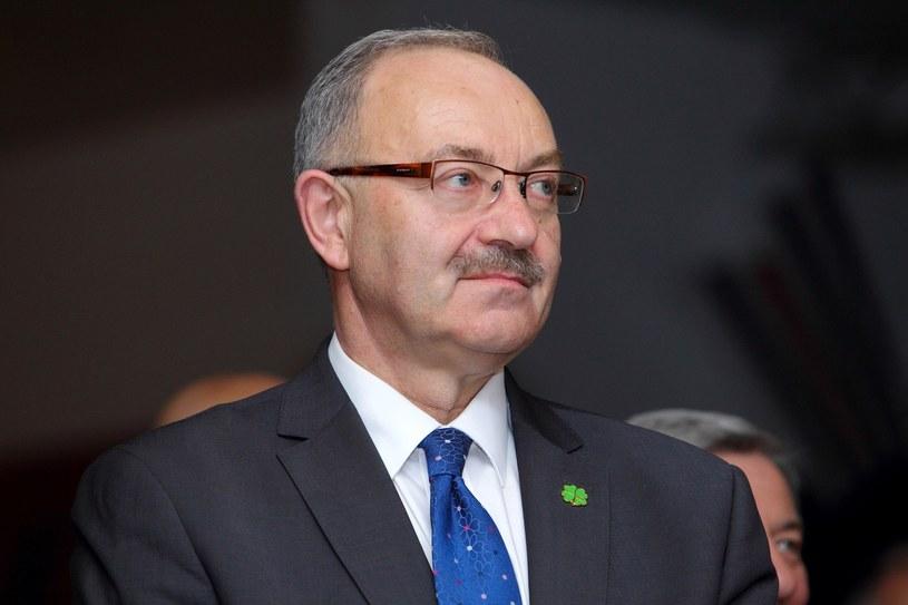 Mieczysław Kasprzak /Jan Kucharzyk /East News