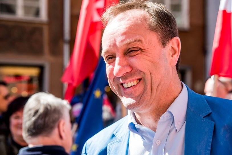 Mieczysław Struk (KO) zdobył najwięcej głosów na Pomorzu /Marcin Bruniecki /Reporter