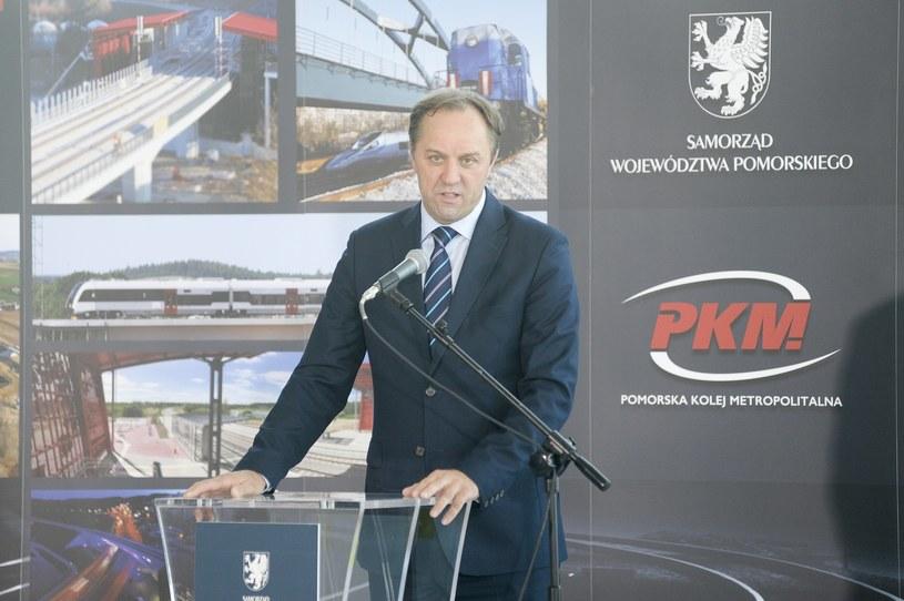 Mieczysław Struk /Wojciech Stróżyk /Reporter