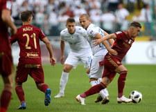 0007LZMBNXTAY03E-C307 Miedź Legnica - Legia Warszawa w meczu 9. kolejki Ekstraklasy. Na żywo