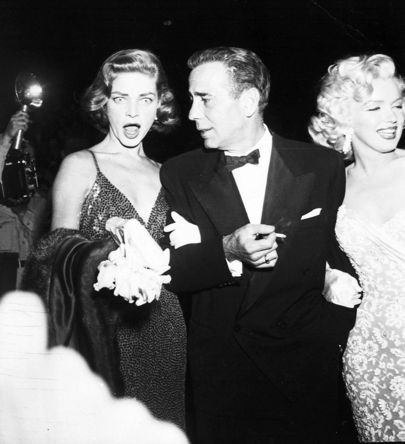 Między Bacall a Bogartem było aż 25 lat różnicy /KPA-ZUMA  /East News