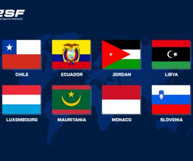 Międzynarodowa Federacja Esportowa ma nowych członków