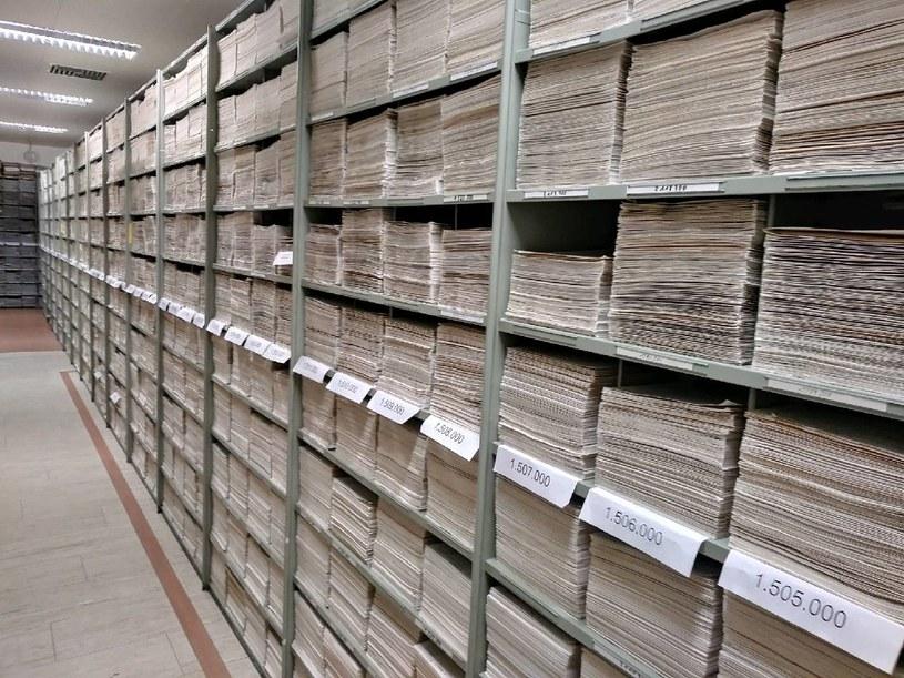Międzynarodowa Służba Poszukiwań - ITS Arolsen - posiada 30 mln dokumentów /Krzysztof Zając /INTERIA.PL