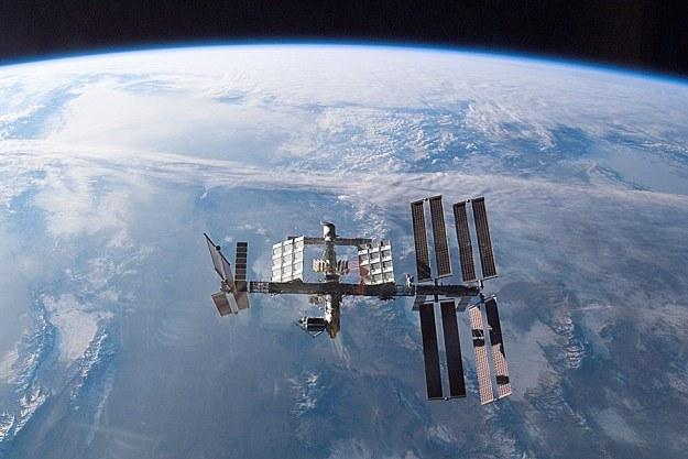Międzynarodowa Stacja Kosmiczna jest stale rozbudowywana /NASA
