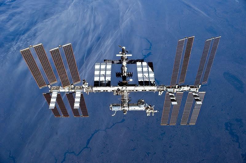 Międzynarodowa Stacja Kosmiczna /NASA