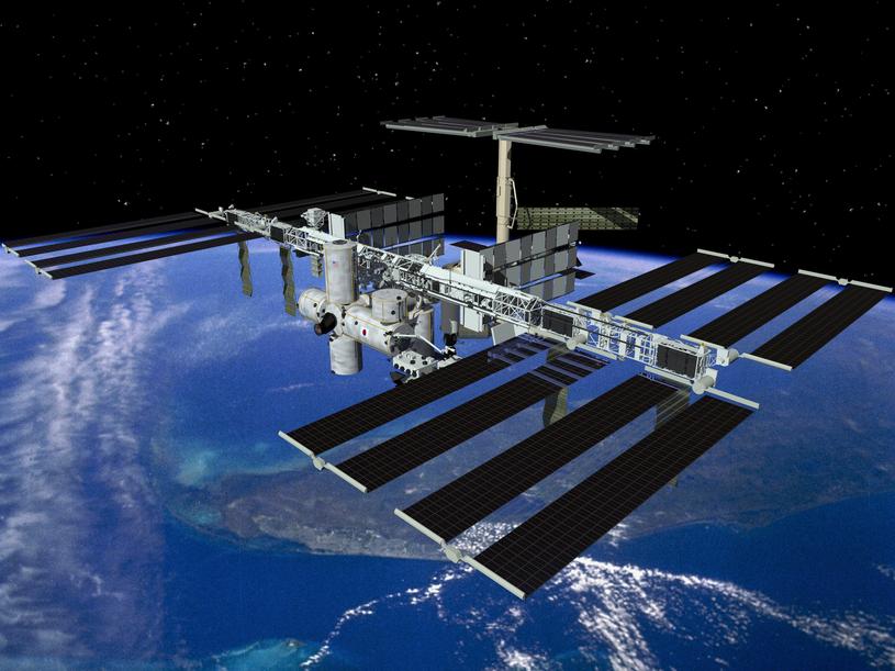 Międzynarodowa Stacja Kosmiczna /Getty Images