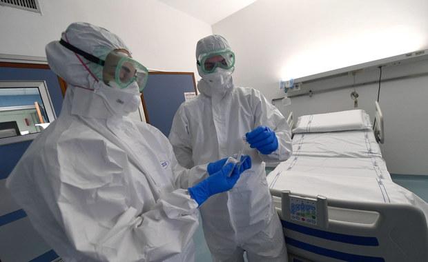 Międzynarodowy alert WHO w związku z koronawirusem