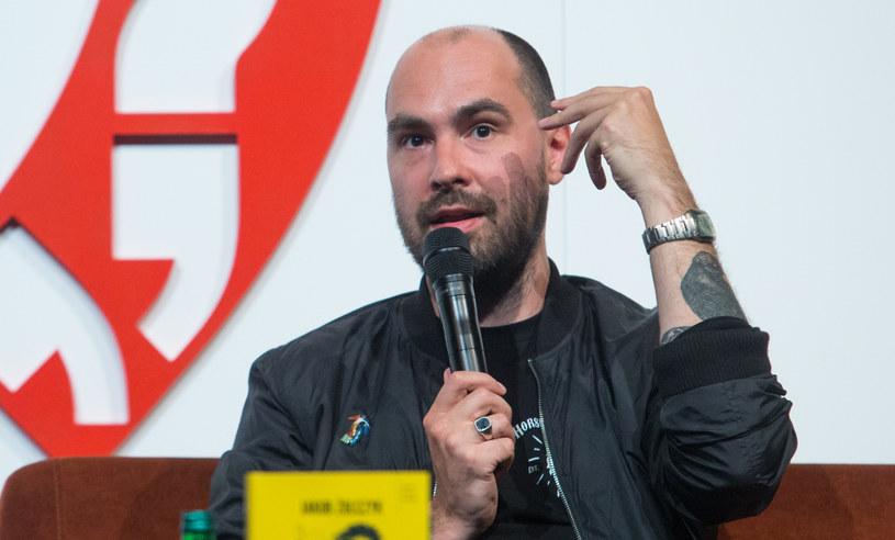 Międzynarodowy Festiwal Literatury - Jakub Żulczyk /Tomasz Jastrzebowski/REPORTER /East News