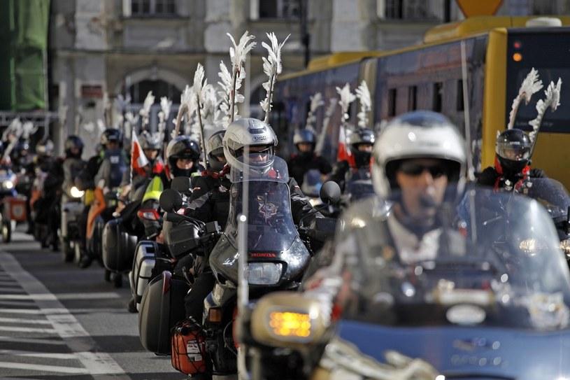Międzynarodowy Motocyklowy Rajd Katyński, zdj. ilustracyjne /Danuta Matloch/REPORTER /East News