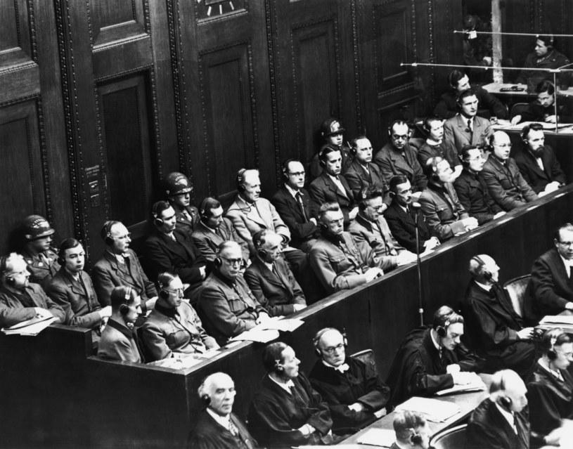 Międzynarodowy Trybunał Wojskowy w Norymberdze. Proce lekarzy /Getty Images