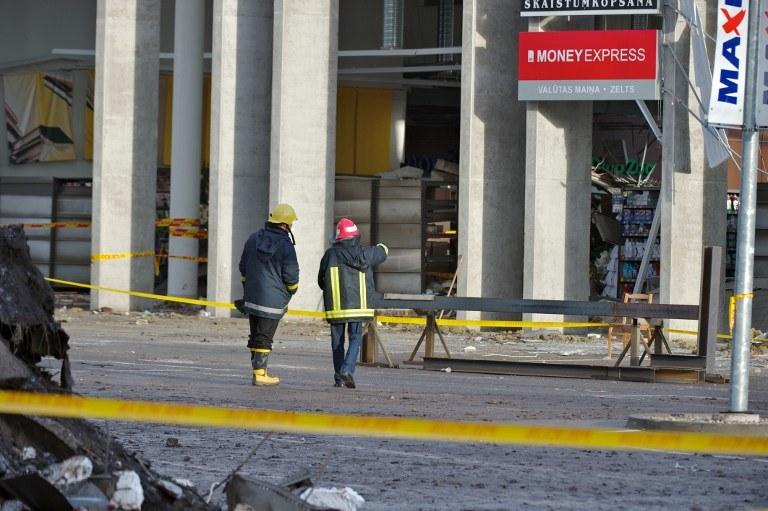 Miejce katastrofy /AFP