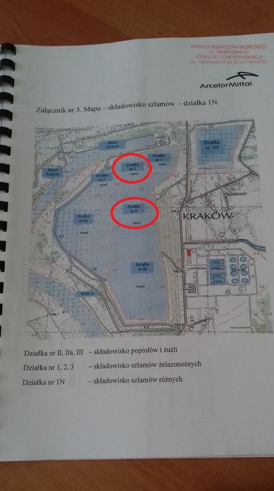 Miejsca, gdzie pobieraliśmy próbki, w których wykryto duże stężenia ołowiu /Przemek Błaszczyk /RMF MAXXX