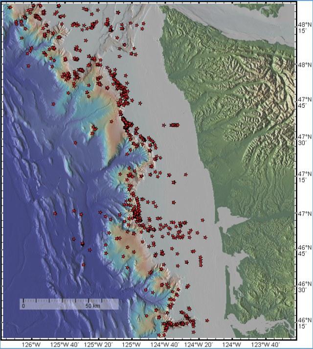 Miejsca, w których uwalnia się metan /materiały prasowe