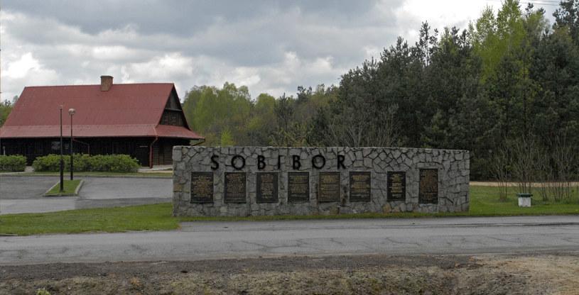Miejsce byłego hitlerowskiego obozu zagłady w Sobiborze na lubelszczyźnie /Taida Tarabuła /Agencja FORUM