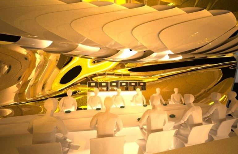 Miejsce degustacji zaprojektuje słynny architekt José Ramón Tramoyeres /materiały prasowe