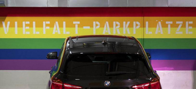 Miejsce dla osób LGBT w Hanau /dpa/Associated Press /East News