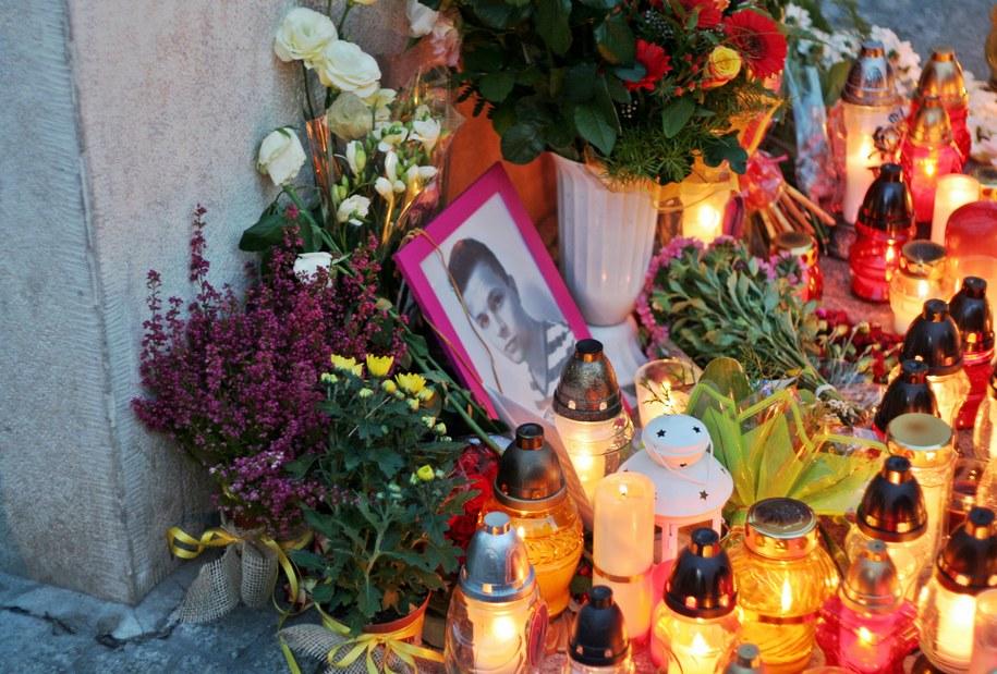 Miejsce, gdzie 35-latek zabił młodego studenta /Maciej Nycz /RMF FM