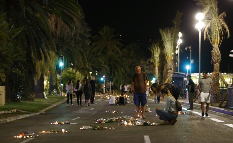 Miejsce, gdzie doszło do zamachu /IAN LANGSDON /PAP