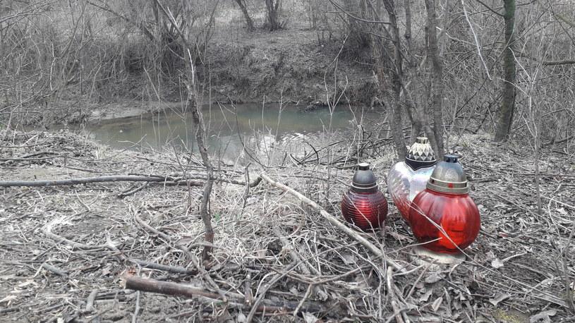 Miejsce, gdzie znaleziono ciało Grażyny Kuliszewskiej /PAWEL MICHALCZYK / POLSKAPRESS /East News