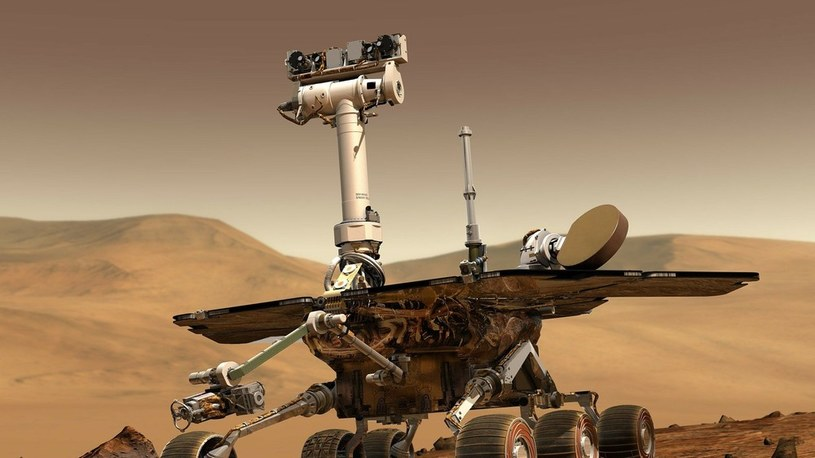 Miejsce lądowania łazika Curiosity od NASA wcale nie było jeziorem? /Geekweek