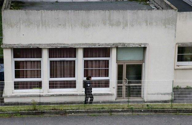 Miejsce rzekomego ataku /AFP