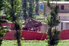 Miejsce śmierci Osamy bin Ladena