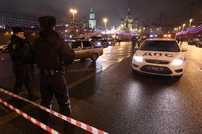 Miejsce tragedii /AFP
