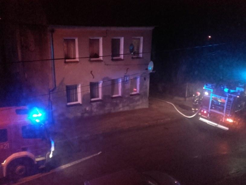 Miejsce tragedii /Lomzyniak24 / Kontakt24 /TVN24