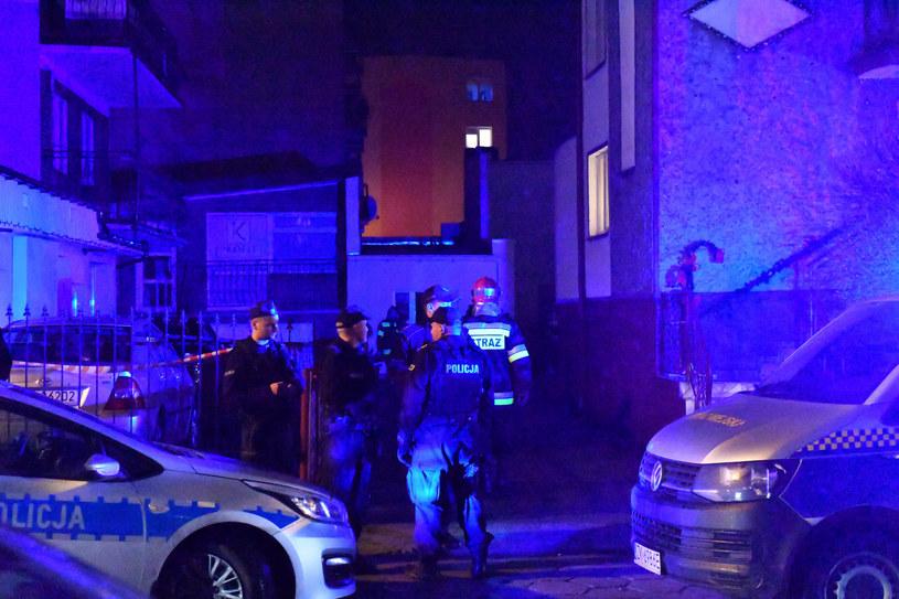 Miejsce tragedii /Robert Stachnik /Reporter