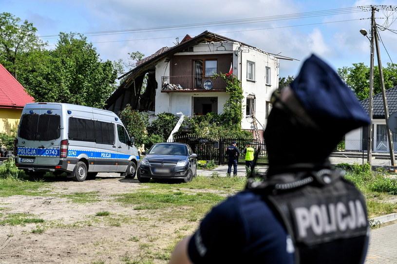 Miejsce tragedii /Wojtek Jargiło /PAP
