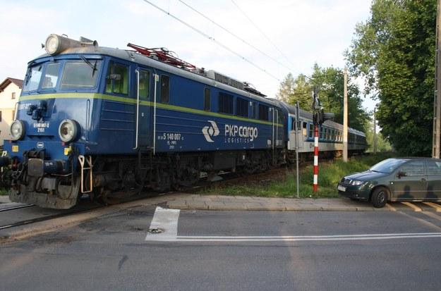 Miejsce tragicznego wypadku /KWP Kraków