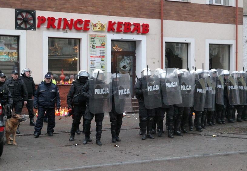 Miejsce, w którym doszło do tragedii /fot. Tomasz Waszczuk /PAP /PAP