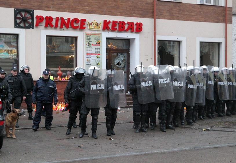 Miejsce, w którym doszło do tragedii /Tomasz Waszczuk /PAP