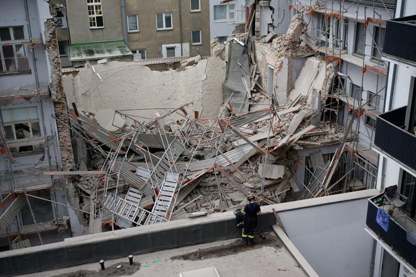 Miejsce, w którym doszło do tragedii /dpa/Associated Press /East News
