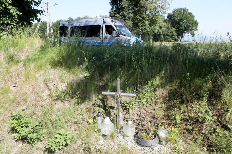 Miejsce, w którym doszło do zbrodni /Piotr Molecki /East News