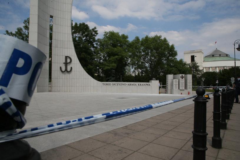 Miejsce, w którym doszło do zdarzenia /Piotr Molecki/East News /East News