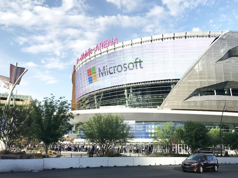 Miejsce, w którym odbyło się Microsoft Inspire /materiały prasowe