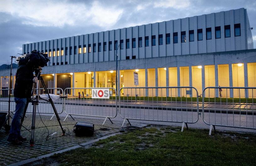 Miejsce, w którym odbywa się proces /Sem van der Wal /PAP/EPA