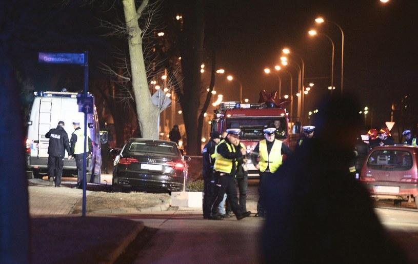 Miejsce wypadku /Łukasz Kalinowski /East News
