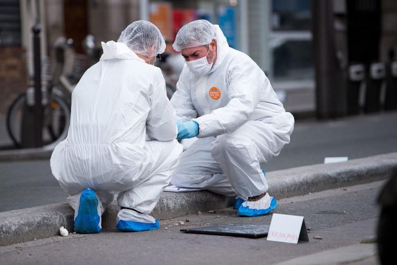 Miejsce zamachów /PAP/EPA