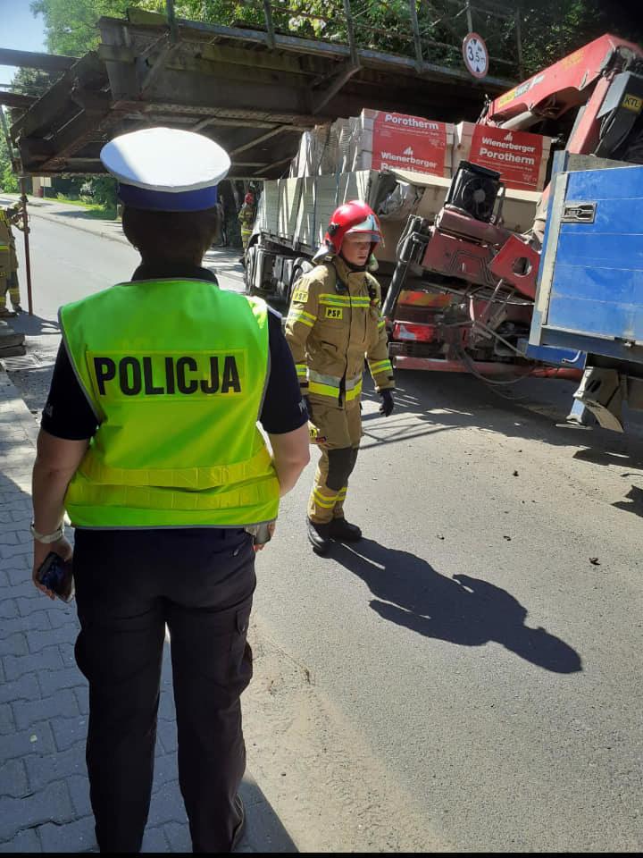 Miejsce zdarzenia (Źródło: Komenda Powiatowa Policji w Międzychodzie) /Policja
