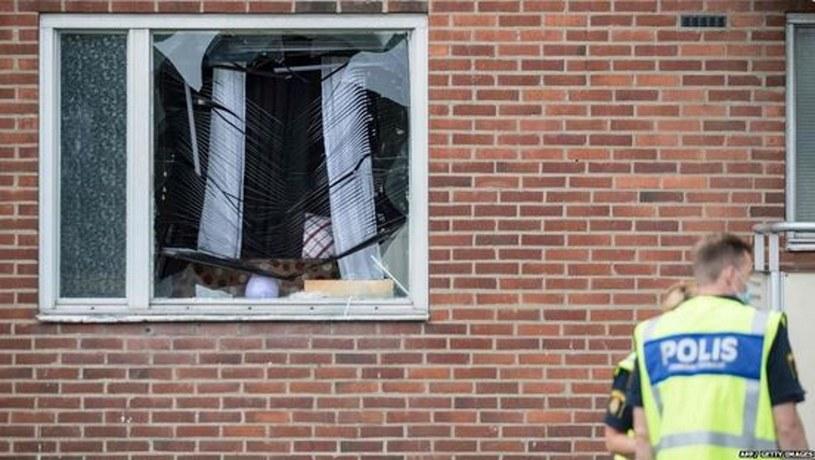 Miejsce zdarzenia /AFP/Getty/TT /