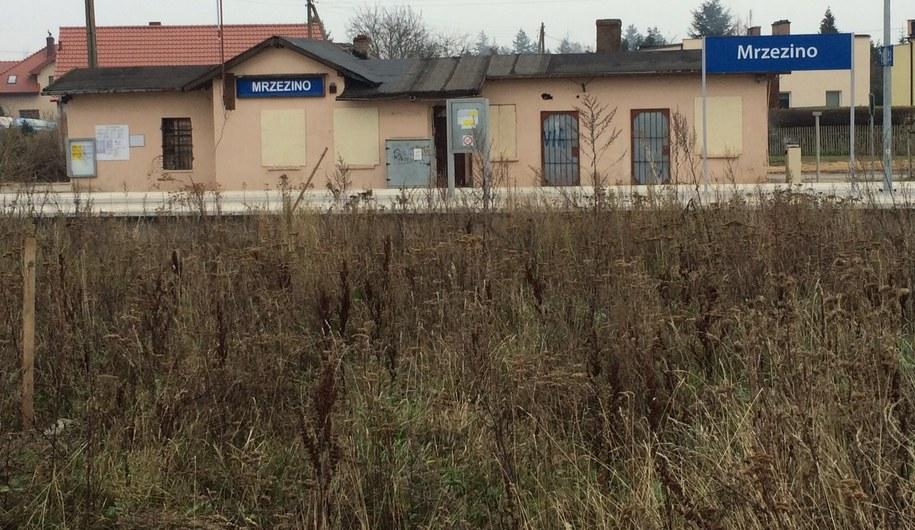 Miejscowość, gdzie znaleziono tajemniczy przedmiot /Kuba Kaługa /RMF FM