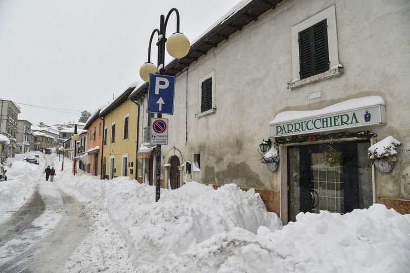 Miejscowość Monterale /ANDREAS SOLARO /AFP