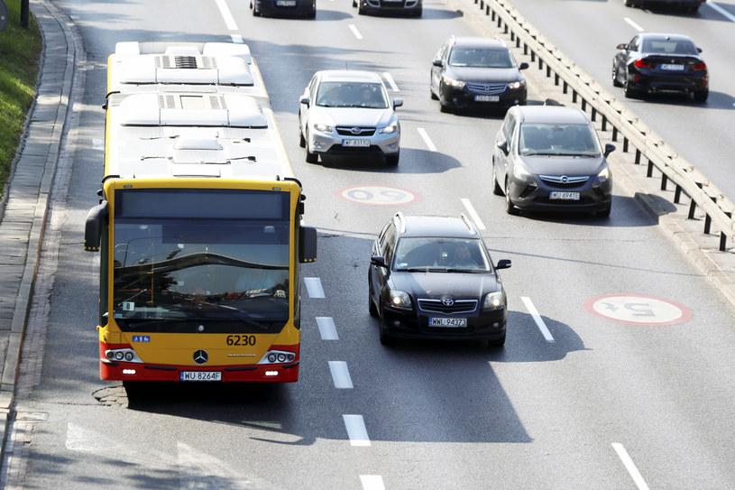 Miejski autobus w stolicy; zdj. ilustracyjne /Piotr Molecki /East News