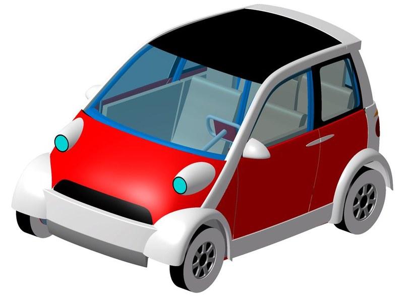 Miejski samochód ma mieć napęd elektryczny /